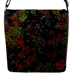 Autumn Colors  Flap Messenger Bag (s) by Valentinaart