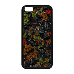 Autumn Colors  Apple Iphone 5c Seamless Case (black) by Valentinaart