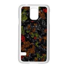 Autumn Colors  Samsung Galaxy S5 Case (white)