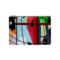 Window Cosmetic Bag (medium)  by Valentinaart