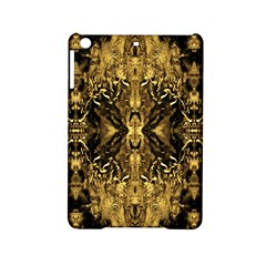 Beautiful Gold Brown Traditional Pattern Ipad Mini 2 Hardshell Cases