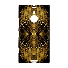 Beautiful Gold Brown Traditional Pattern Nokia Lumia 1520 by Costasonlineshop