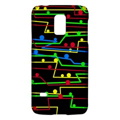 Stay In Line Galaxy S5 Mini by Valentinaart