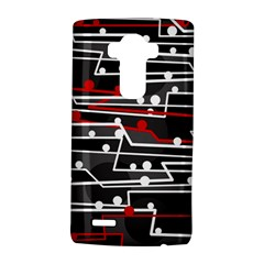 Stay In Line Lg G4 Hardshell Case by Valentinaart