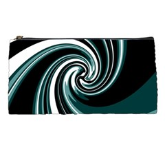 Elegant Twist Pencil Cases by Valentinaart