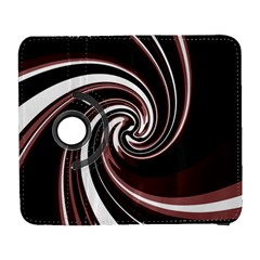 Decorative Twist Samsung Galaxy S  Iii Flip 360 Case by Valentinaart