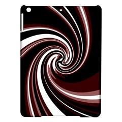 Decorative Twist Ipad Air Hardshell Cases by Valentinaart
