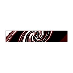 Decorative twist Flano Scarf (Mini)