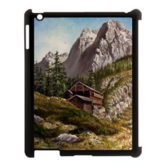 Dolomites Apple Ipad 3/4 Case (black) by ArtByThree