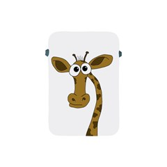 Giraffe  Apple Ipad Mini Protective Soft Cases by Valentinaart