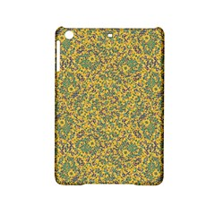 Modern Abstract Ornate Pattern Ipad Mini 2 Hardshell Cases by dflcprints