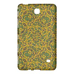 Modern Abstract Ornate Pattern Samsung Galaxy Tab 4 (7 ) Hardshell Case  by dflcprints
