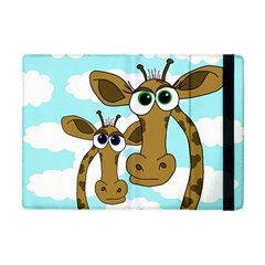 Just The Two Of Us Apple Ipad Mini Flip Case by Valentinaart