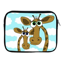 Just The Two Of Us Apple Ipad 2/3/4 Zipper Cases by Valentinaart