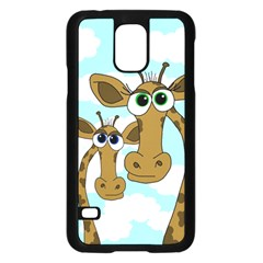 Just The Two Of Us Samsung Galaxy S5 Case (black) by Valentinaart