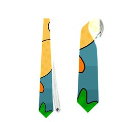 Are You Lonesome Tonight Neckties (two Side)  by Valentinaart