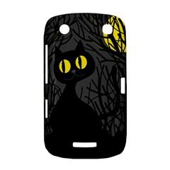 Black cat - Halloween BlackBerry Curve 9380