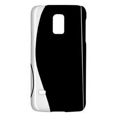 White And Black 2 Galaxy S5 Mini by Valentinaart