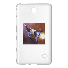 Jack Russell Terrier Full second Samsung Galaxy Tab 4 (8 ) Hardshell Case  by TailWags
