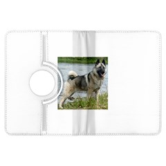 Norwegian Elkhound Full Kindle Fire HDX Flip 360 Case by TailWags