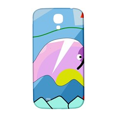 Under The Sea Samsung Galaxy S4 I9500/i9505  Hardshell Back Case by Valentinaart