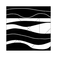 Black Light Acrylic Tangram Puzzle (6  X 6 ) by Valentinaart