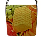 Fruity Bag - Flap Closure Messenger Bag (L)