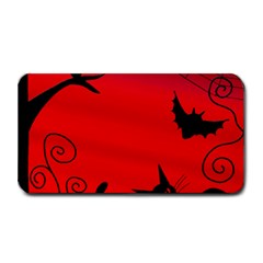 Halloween Landscape Medium Bar Mats by Valentinaart