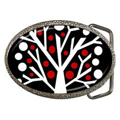 Simply Decorative Tree Belt Buckles by Valentinaart