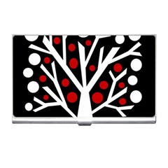 Simply Decorative Tree Business Card Holders by Valentinaart