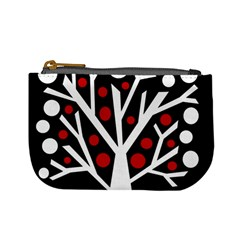 Simply Decorative Tree Mini Coin Purses by Valentinaart