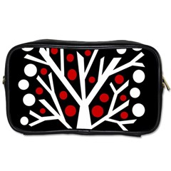 Simply Decorative Tree Toiletries Bags 2 Side by Valentinaart