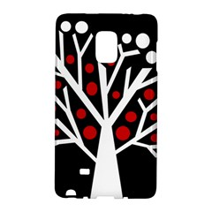 Simply Decorative Tree Galaxy Note Edge by Valentinaart