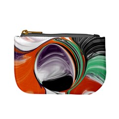 Abstract Orb Mini Coin Purses