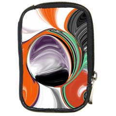 Abstract Orb Compact Camera Cases by theunrulyartist