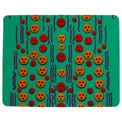 Pumkins Dancing In The Season Pop Art Jigsaw Puzzle Photo Stand (rectangular) by pepitasart