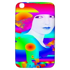 Abstract Color Dream Samsung Galaxy Tab 3 (8 ) T3100 Hardshell Case  by icarusismartdesigns