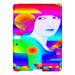 Abstract Color Dream Samsung Galaxy Tab S (10 5 ) Hardshell Case  by icarusismartdesigns