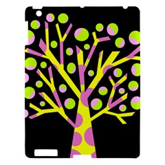 Simple Colorful Tree Apple Ipad 3/4 Hardshell Case by Valentinaart