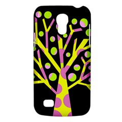 Simple Colorful Tree Galaxy S4 Mini by Valentinaart