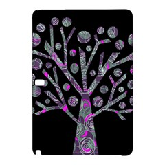 Purple Magical Tree Samsung Galaxy Tab Pro 10 1 Hardshell Case by Valentinaart