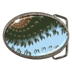 Sun Ray Swirl Design Belt Buckles by theunrulyartist