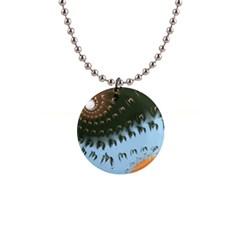 Sunraypil Button Necklaces