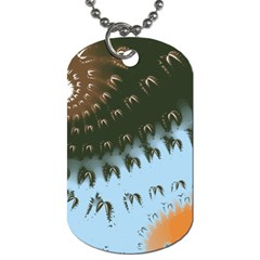 Sunraypil Dog Tag (one Side) by theunrulyartist