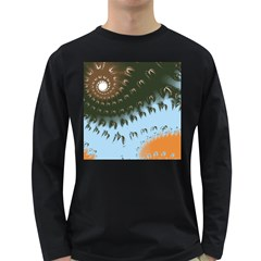 Sunraypil Long Sleeve Dark T Shirts by theunrulyartist