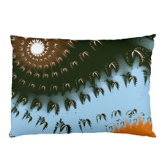 Sunraypil Pillow Case by theunrulyartist
