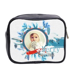 Xmas By 2016   Mini Toiletries Bag (two Sides)   Xrjfh6m12uev   Www Artscow Com Back