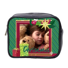 Xmas By 2016   Mini Toiletries Bag (two Sides)   Ldvys6m7kn0d   Www Artscow Com Front