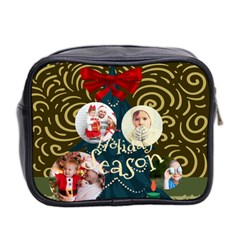 Xmas By 2016   Mini Toiletries Bag (two Sides)   Ahvqmte2n8wr   Www Artscow Com Back