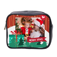 Xmas By 2016   Mini Toiletries Bag (two Sides)   U3bjk91eapss   Www Artscow Com Front